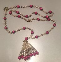 Pearl Coloured Necklace