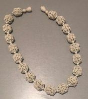 White Cube Necklace